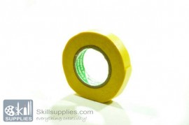 Rice paper tape Yellow 12mm