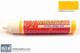 Window DesignPen StrawYellow
