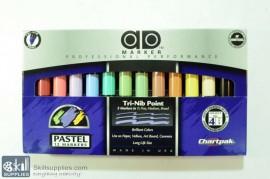 ChartpakAD PastelSet,12