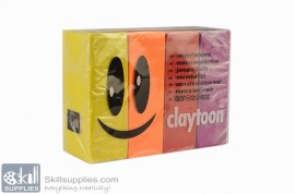 Claytoon set 1 images