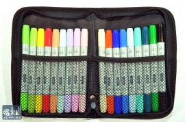 CopicMarker Wallet 12 images