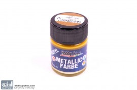CraftAcrylic Gold Metallic 50ml images