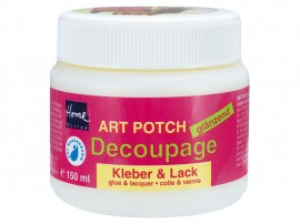 Decoupage Glue&lacquer gloss images