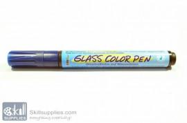GlassColor Pen Blue