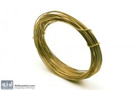 Jewellery Wire Antique Gold ,Gauge No.18