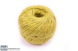 Jute Cord 50 m Moon Green images