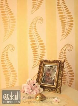 LeafMetal FlowerRed Goldmottled 6pc