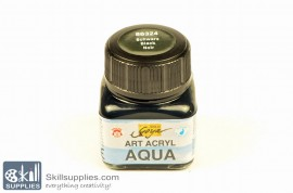 LiquidAcrylic Black