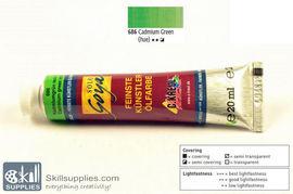 OilColour CadmiumGreen