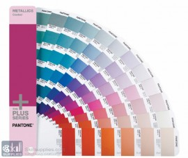 PANTONE PLUS SERIES METALLICS Coated images