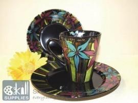 PorcelainLiner Black