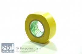 Rice paper tape Yellow 24mm images