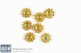 Spacers Gold 3 images