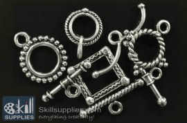 Toggle FS2 ,40gms Antique silver images