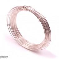 Jewellery Wire Silver ,Gauge No.18