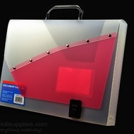 A4 Document Case,40mm capacity
