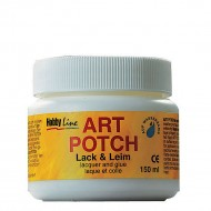 Art potch Varnish&Glue Gloss150ml