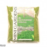 Artificial Ground Cover Grass Green Fine 250g