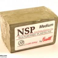 Chavant Oil Based Sculpture Clay - NSP MEDIUM