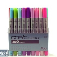 Copic Ciao Set,36A