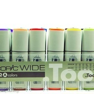 Copic WideSet A,12