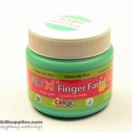 Fingerpaint Green