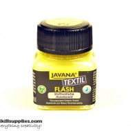 Flash TextilePaint Fl.Yellow S