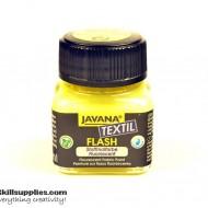Flash TextilePaint Fl.Yellow S