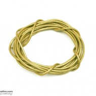 LeatherCord AntiqueGold
