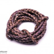 LeatherCord Patterned28