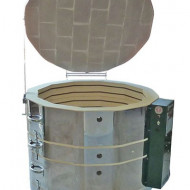 MAS 2823HE, 8.34 Cu ft Olympic kiln - Madallion Artist series