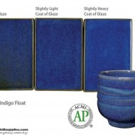Pottery High Fire Glaze PC-23 Indigo Float