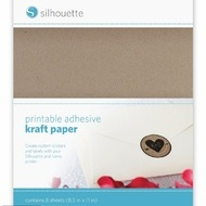 Printable Kraft StickerPaper