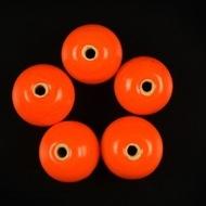 Round glass beads 8