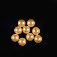 Round glass beads Pearls 4