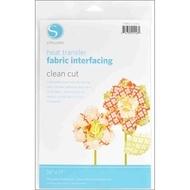 Clean cut fabric Interfacing1