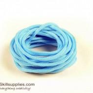 Craft cord light blue 5m