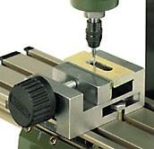 Precision steel vice