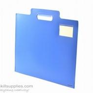 Art Portfolio A3Simple Blue
