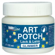 Artpotch varnish&glue Glimmer