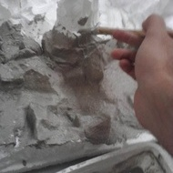 Exterior Foam Coat 1lb or 456 gms