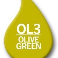 Ink Refill 25ml OliveGreen,OL3
