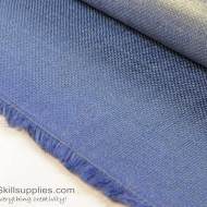Jute Cloth Blue - 4 Sq ft