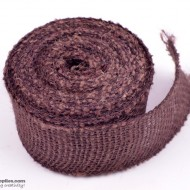 Jute ribbon 10 m Brown