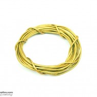 LeatherCord Gold