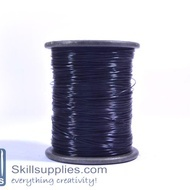 Nylon cord 0.3mm black,100 mts