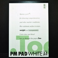 PM MarkerPad A4