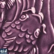 Pottery Low Fire Glaze LG-55 Purple
