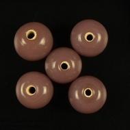 Round glass beads 7