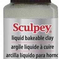 Silver Liquid Sculpey